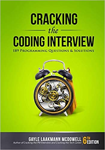 Cracking the coding interview (cómo resolver de manera metódica problemas 👍)